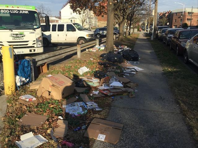 Garbage Removal in Astoria, NY