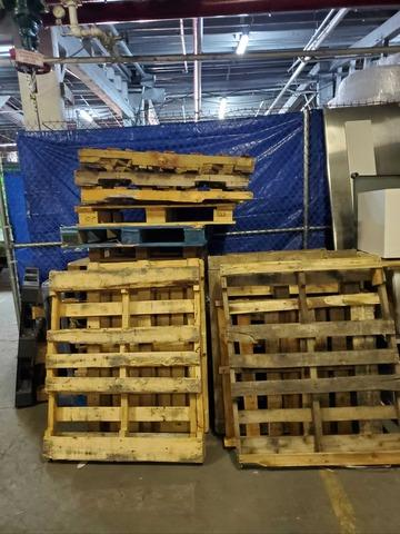 Wooden Pallet Removal in Astoria, NY