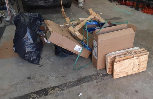 Wood and Cardboard Removal in Astoria, NY
