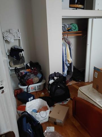 Bedroom Cleanout in Astoria, NY