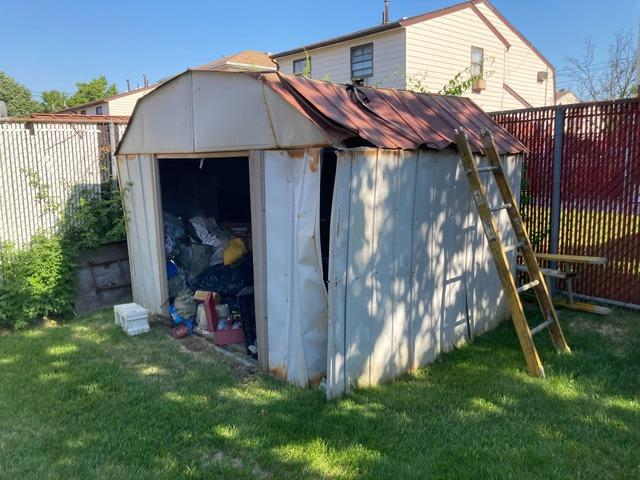 Shed Removal Service in Springfield Gardens, NY