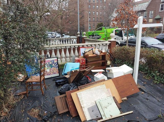 Junk Removal Service in Rego Park, NY