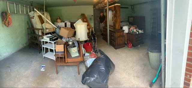 Garage Decluttering Service in Flushing, NY