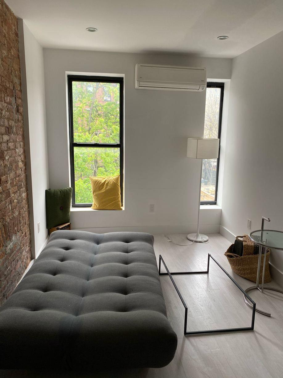 Futon Removal in Brooklyn, NY - Before Photo