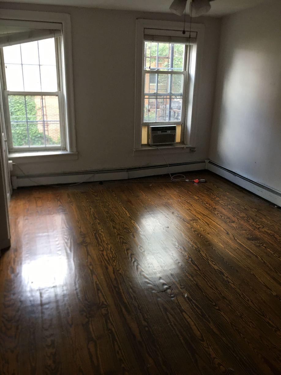 Bed Frame & Carpet Removal in Red Hook Brooklyn, NY - After Photo