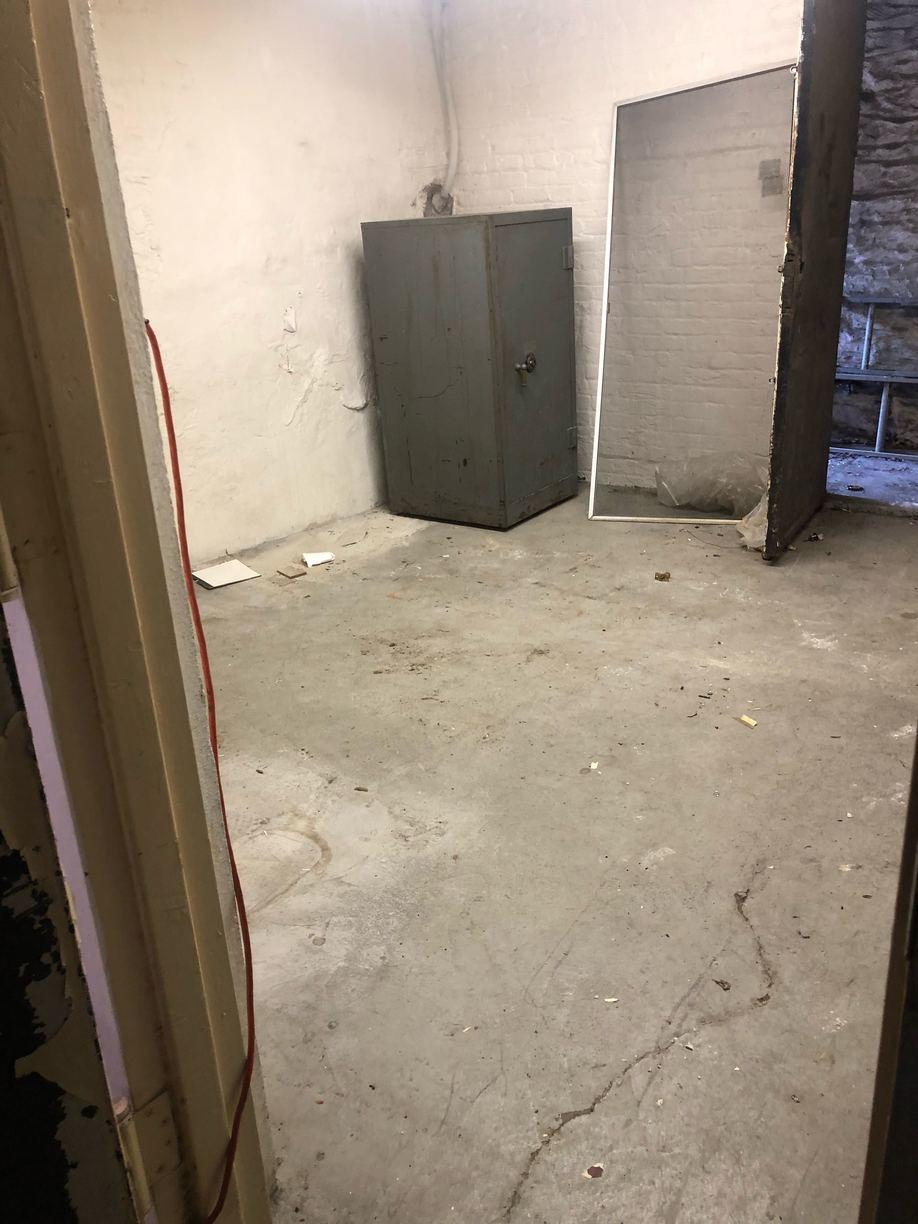 Property Management Basement Clean out - Gravesend Brooklyn, NY - After Photo