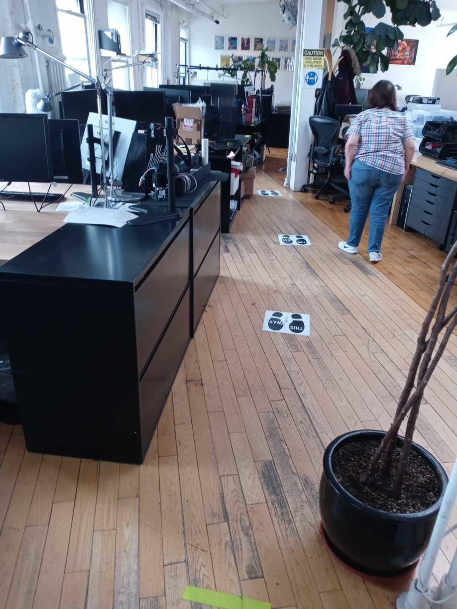 Same Day Electronics and E-Waste Pick Up - Tribeca, NY - After Photo