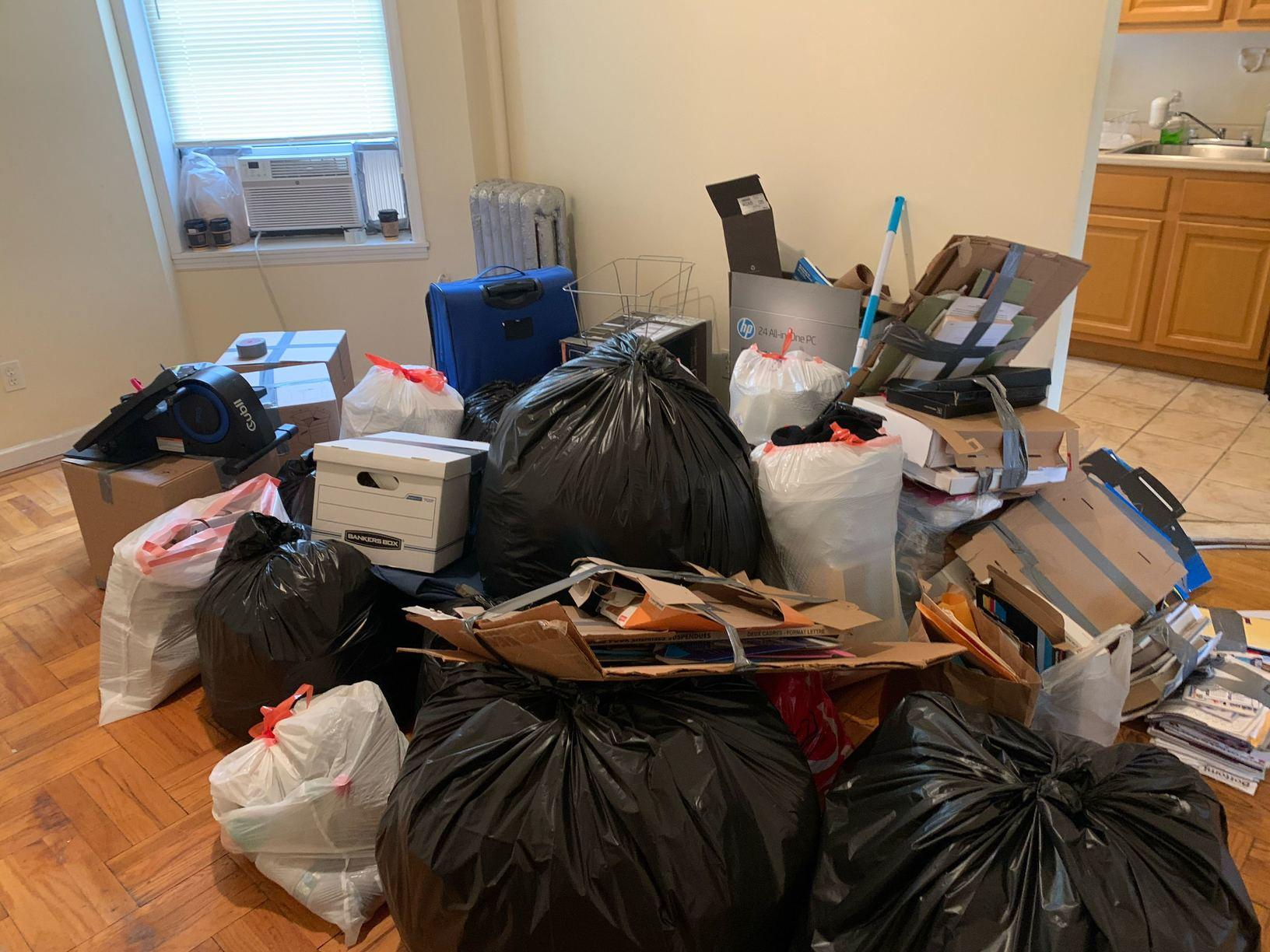 Bensonhurst Brooklyn, NY Clean Out - Before Photo