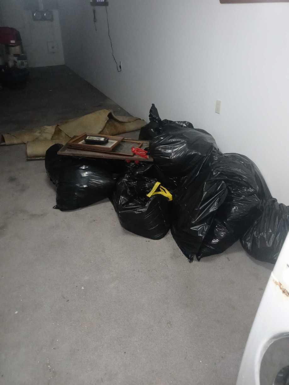 Basement Clean out - Bay Ridge Brooklyn, NY - Before Photo