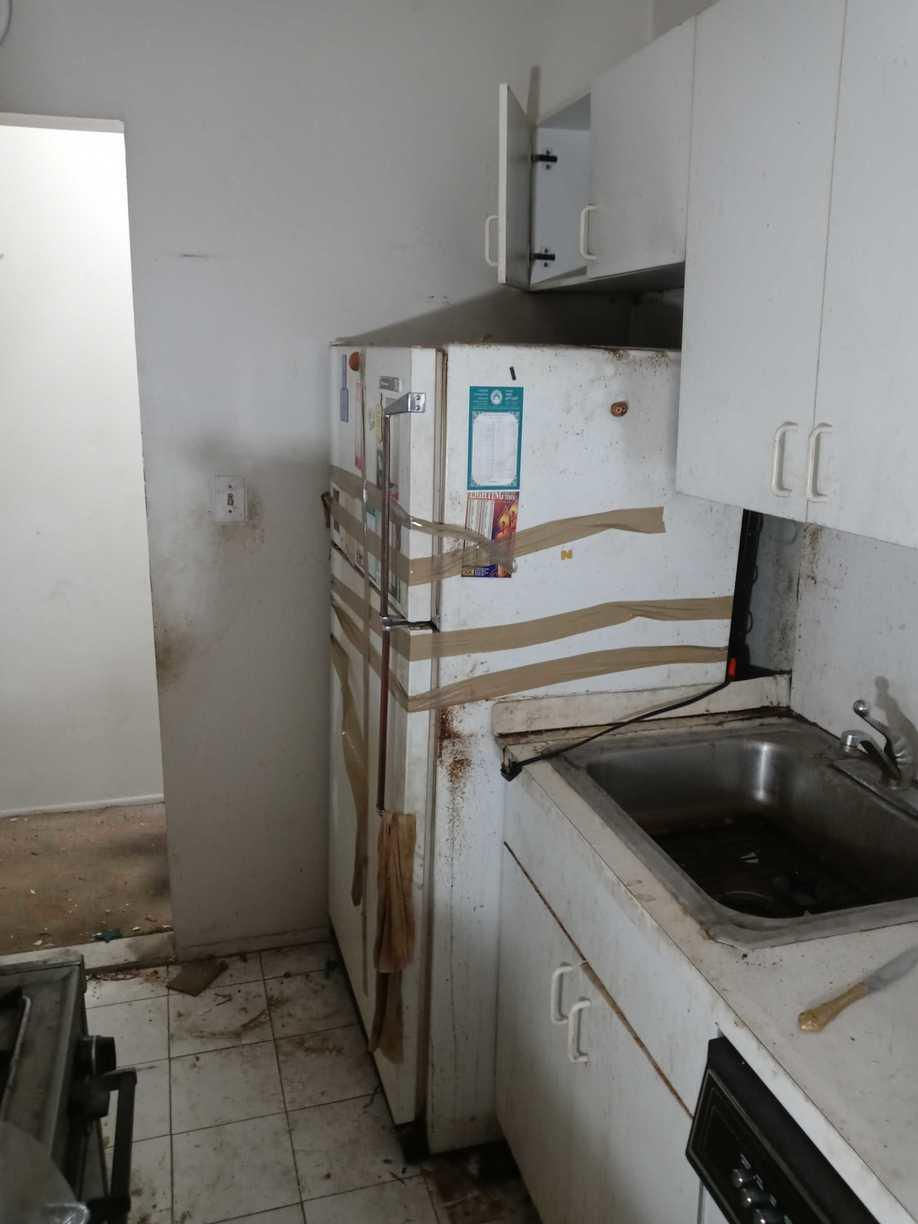 Appliance Removal - Gravesend BK,NY - Before Photo