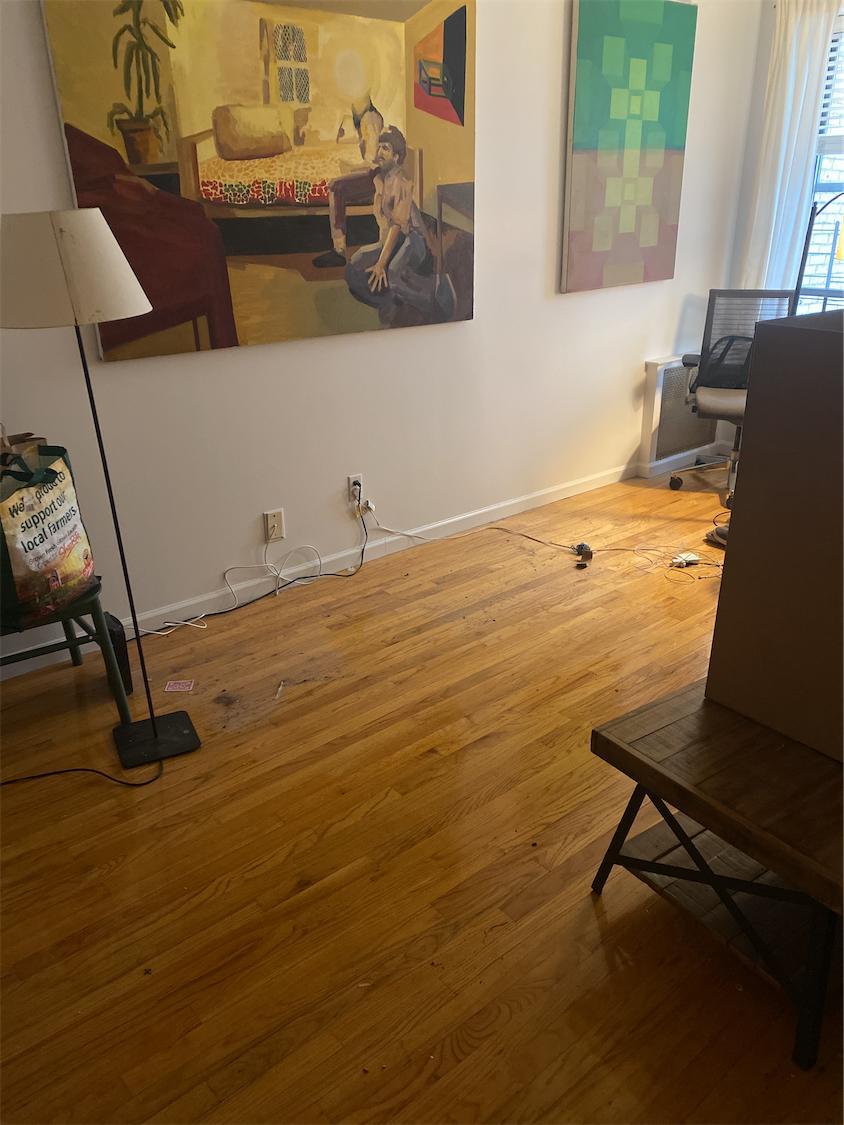Furniture Removal - Bay Ridge BK, NY - After Photo