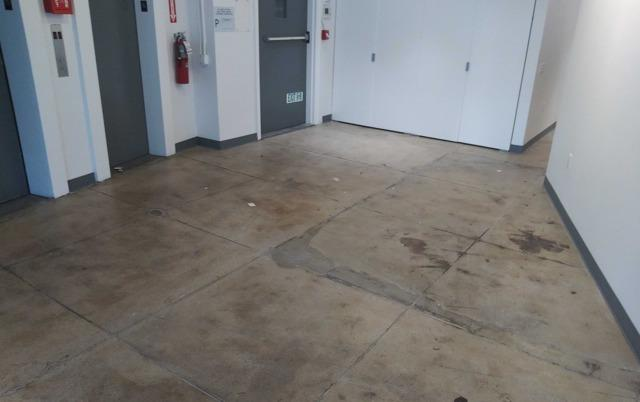 Service Exit Cleanup in NoHo, NY