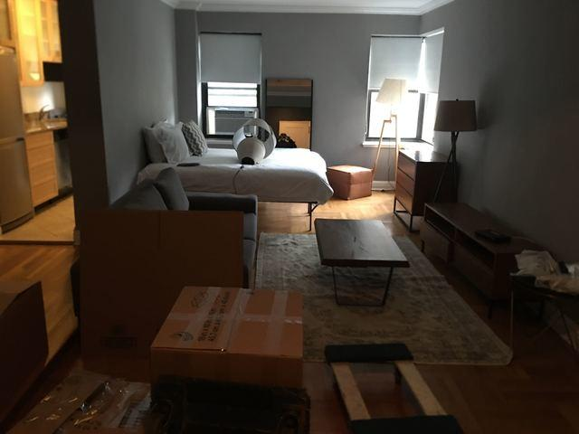 Bedroom Furniture Removal in Manhattan, NY