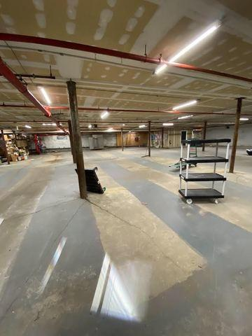 Retail Basement Cleanout in the Bronx, NY
