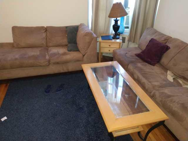 Couch & Coffee Table Removal in the East Village NY, NY