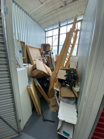 Storage Unit Cleanout in Williamsburg, Brooklyn, NY