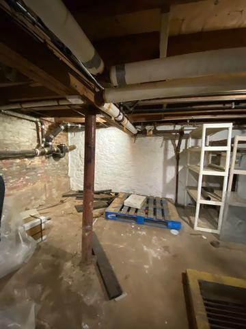 Basement Cleanout in Brooklyn Heights, NY