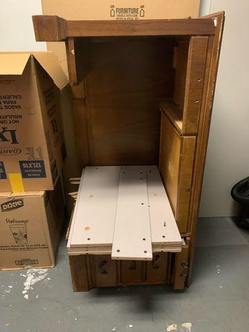 Desk Removal in New York City, NY