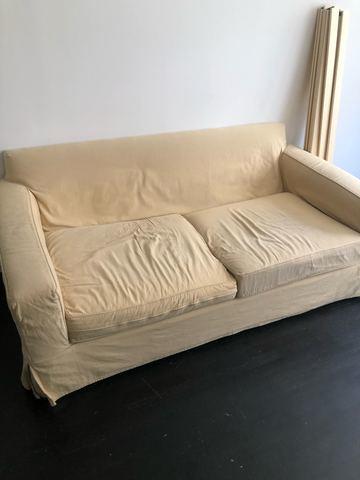 Sleeper Sofa Pickup in Chelsea, NY