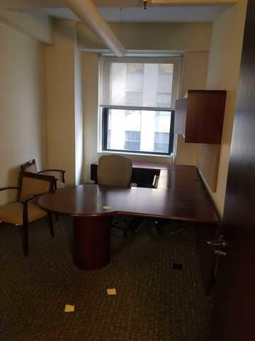 Office Furniture Removal in Midtown Manhattan, NY