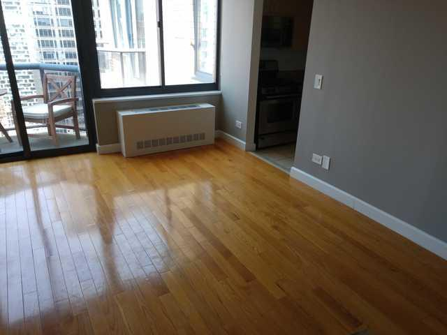 Futon & Coffee Table Removal in Midtown Manhattan, NY
