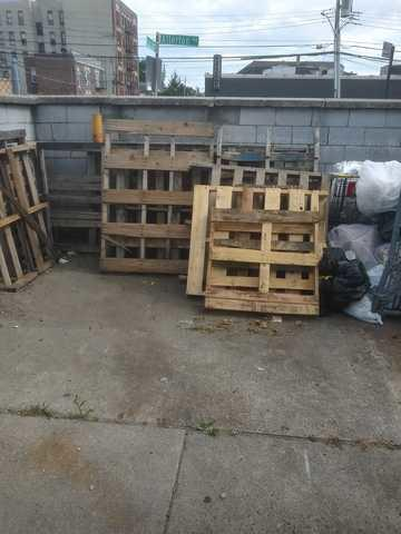 Pallet & Junk Removal in the Bronx, NY