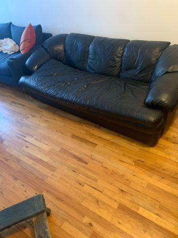 Sleeper Sofa Removal in Harlem, NY