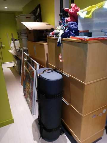 Office Clean out - Desks and cabinets - Williamsburg, NY