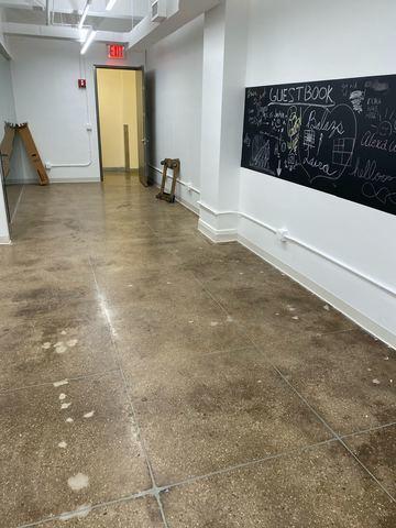 Flatiron retail removal