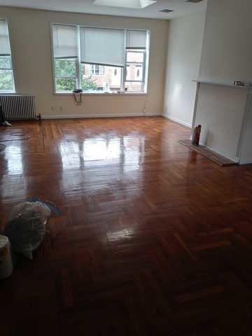 Prospect Park apartment clean up - After Photo