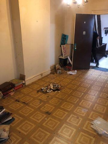 Misc junk removal in Kensington Brooklyn