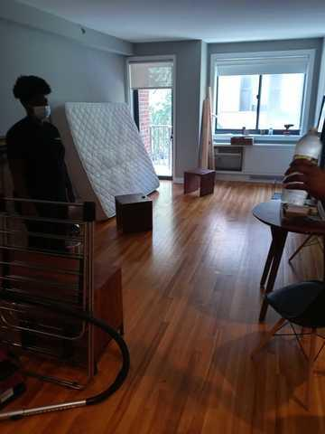 Same Day Apartment Clean Out Junk Removal - Chelsea - NY, NY