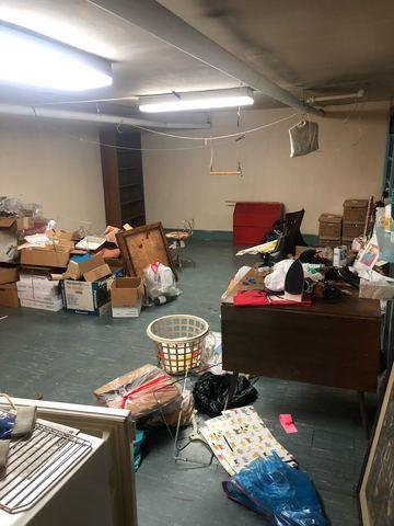 Three Floor House clean out on Henry St