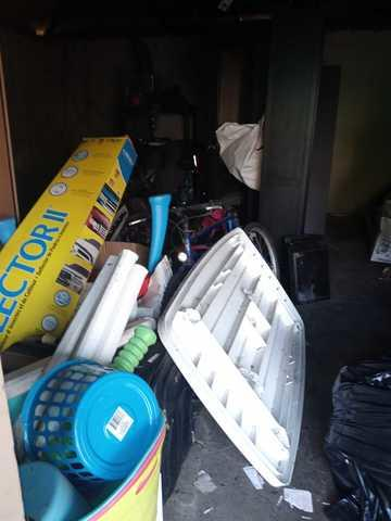 Garage Clean Out - Windsor Terrace Brooklyn, NY