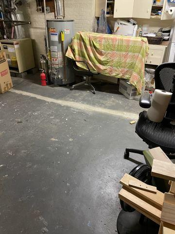 Basement clean out - Prospect park brooklyn, NY