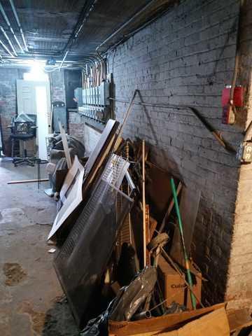 Basement Clean Out - Park Slope BK,NY