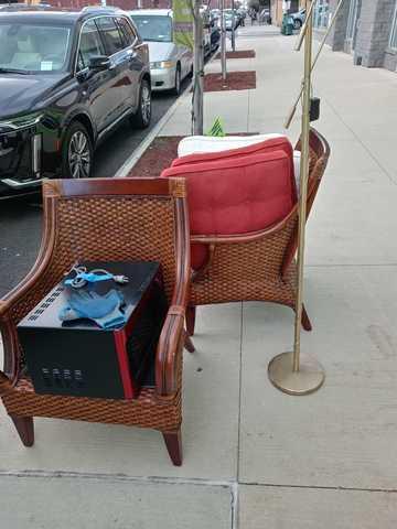 Curbside Pickup of Donation items - Kensington BK,NY