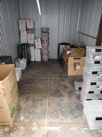 Storage Cleanout - Hell's Kitchen NY, NY
