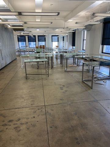 Multiple Table Removal from Retail Store - Midtown NY, NY