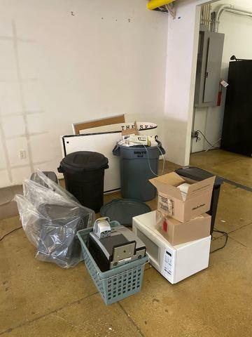 Garage Declutter -  Garment District NY, NY