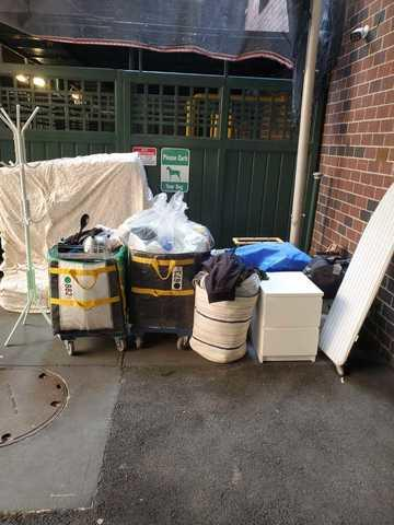Curbside Furniture Removal - Financial District, NY, NY
