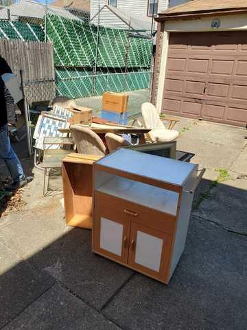 Curbside Furniture Removal - Flatlands, Brooklyn, NY