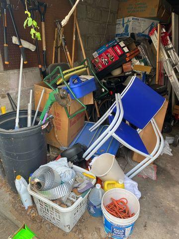 Garage Clean Out - Marine Park, Brooklyn, NY