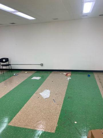 School Classroom Cleanout - Bushwick, Brooklyn, NY
