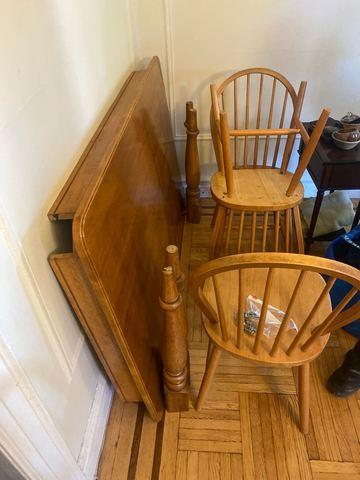 Furniture Removal - Bay Ridge, Brooklyn, NY - Before Photo