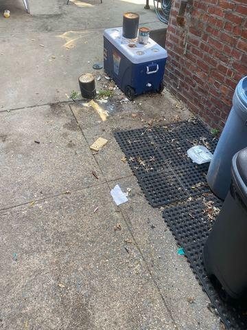 Curbside Pick Up - Parkchester, Bronx, NY