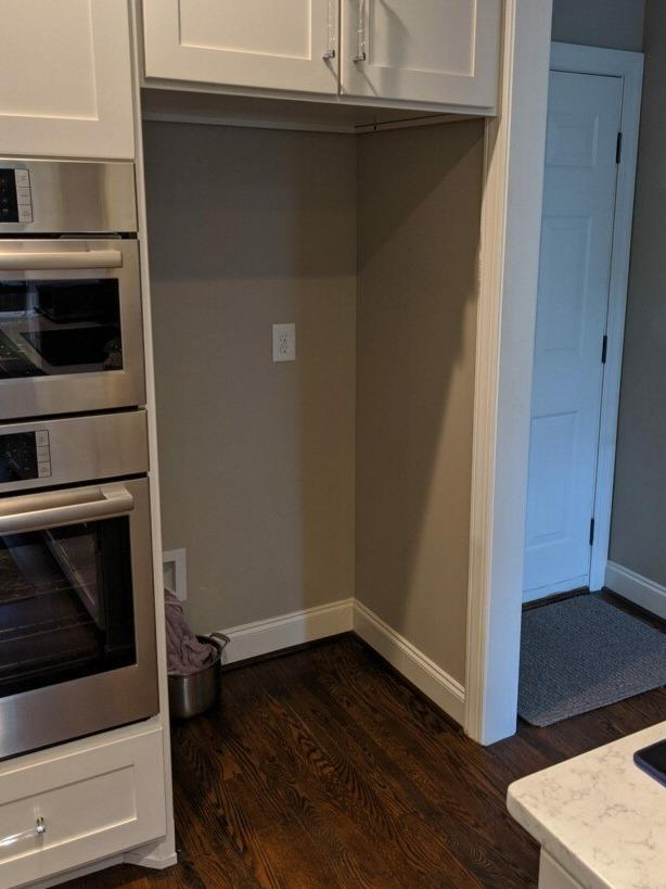 Fridge Removal in Chapel Hill, NC - After Photo
