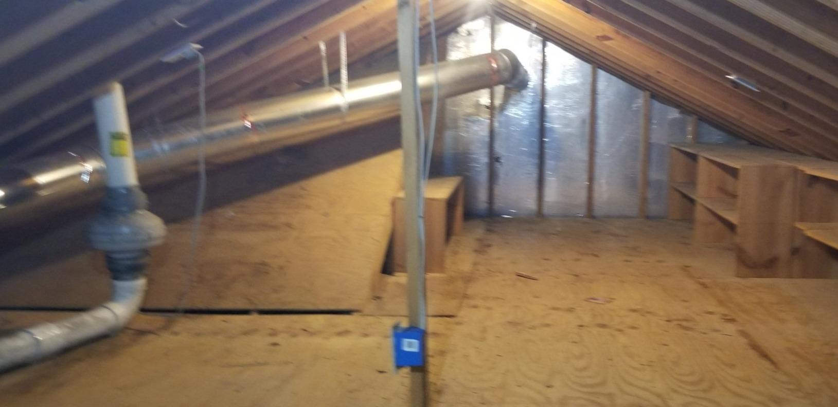 Attic Cleanout for a Satisfied Customer in Chapel Hill, NC - After Photo