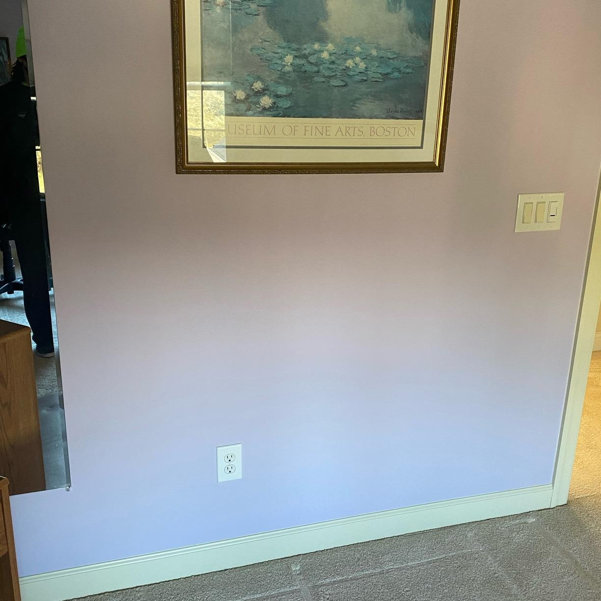 Wall Unit Removal in Morrisville, NC - After Photo