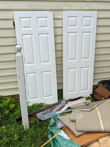 Yard and Wood Debris Pickup in Apex, NC